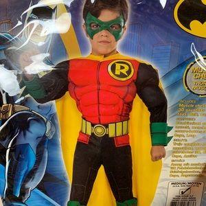 Robin DC Comics superhero child costume medium